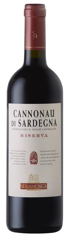Sella e Mosca Cannonau di Sardegna Riserva