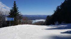 Vue, piste Lilly's Leap, Owl's Head, Québec, mars 2016 Mars, Skiing, Condo, Photos, Snow, Outdoor, Dance Floors, Ski, Outdoors