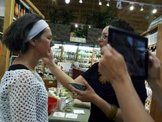 """Shooting a """"How To"""" video in Whole Foods Market, Denver, CO A YouTube Video: http://youtu.be/ymIyH84rn8U"""
