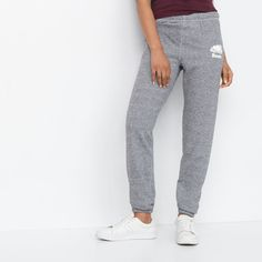 Women's Original Boyfriend Roots Sweatpants - Salt and Pepper