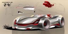 Porsche Spyder concept