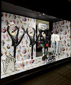 Karl Lagerfeld X Tiffany Cooper By: www.chameleonvisual.com