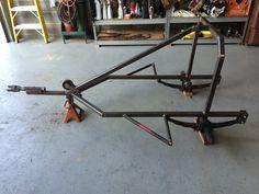 Our version of an ATV log skidder