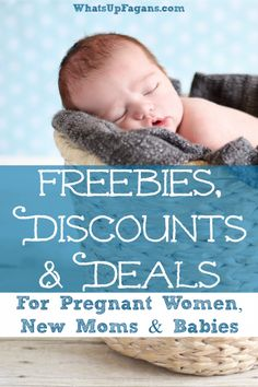 Check out this huge list of awesome freebies for new moms, pregnant women, and babies! I am pinning and sharing for sure! Who doesn't love free stuff?