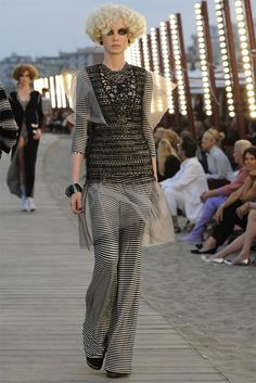 Chanel Resort 2010 - Collection - Gallery - Style.com