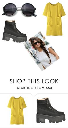 """""""Untitled #118"""" by amandacompanioni ❤ liked on Polyvore featuring Jeffrey Campbell, women's clothing, women's fashion, women, female, woman, misses and juniors"""