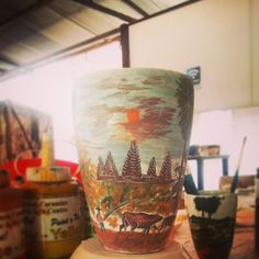 with background by one of our at the . Ready to being and in our to became a real . We also propose in Painting Classes, Social Enterprise, Angkor Wat, Ceramic Art, Glaze, Centre, Pottery, Student, Fire