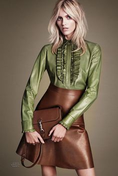 Fall 2014 Ready-to-Wear Gucci Campaign #PurelyInspiration