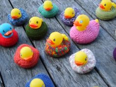 Twilight Taggers: Float Away Duck Project