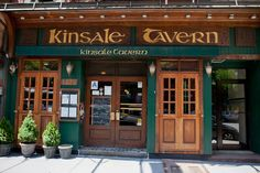 5 Best Irish Pubs Along NYC's St. Patrick's Day Parade Route: Kinsale Tavern