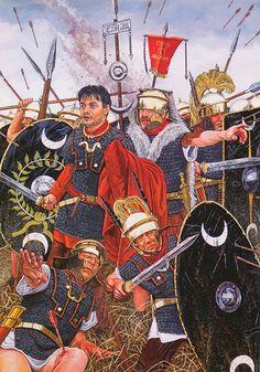 """""""Roman auxiliares, Britain, 1st century AD""""   Graham Sumner"""