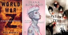 15 Essential Zombie Reads: list by Tor, w/ nice brief summaries