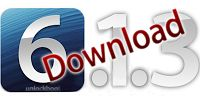 Download iOS 6.1.3 for iPhone 4, 4S, 3GS, 5 to update your Device