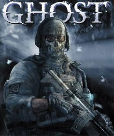 call of duty mw2 ghost - Google Search