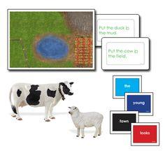 Farm Grammar Activities