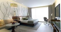 Vivanta by Taj hotel by WOW Architects, Yeshwantpur – India » Retail Design Blog