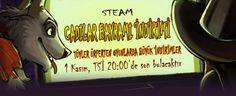 Steam'dan Cadılar Bayramı İndirimi