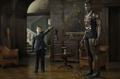 Erwin Olaf's Berlin, a new series exhibition Agonistica Cult of Photography