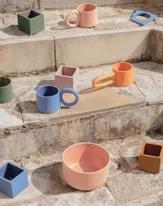 Best Ceramics Tips : – Picture : – Description Saint Heron x Tactile Matter store. -Read More – - Ceramic Clay, Ceramic Pottery, Kitchenware, Tableware, Vases, Art And Craft Design, Clay Art, Dinnerware, Decoration