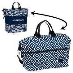 Logo Chair NCAA DD Expandable Tote Bag, Women's -