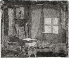 Pietilä, Tuulikki Turun linnan sisäkuva 1935