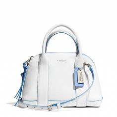 Bleecker Mini Preston Satchel in Edgepaint Leather
