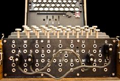 The Enigma machine, used by the Nazis in World War II to send coded messages to agents and military personnel around the globe, has been the subject of Alan Turing, Caesar Cipher, Theory Of Computation, Code Secret, Enigma Machine, Bletchley Park, Code Breaker, Mystery, The Imitation Game