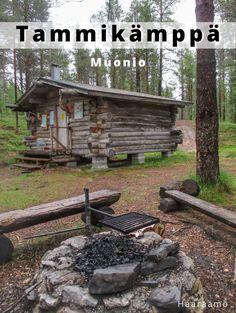 Tammikämppä, Muonio Finland, Firewood, Travelling, Woodburning, Wood Fuel