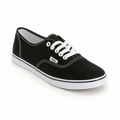 childrens vans black