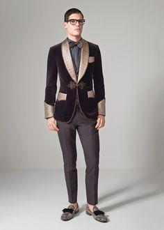 Dolce & Gabbana Abbigliamento Uomo Inverno 2016
