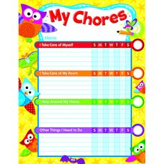 "Motivate kids to set goals and develop a sense of accomplishment. Easy to customize to each child. Charts include 100 sparkle star stickers for rewarding progress. 25 charts; 8 1/2"" x 11"". Ideal for t"