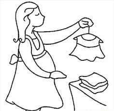 pregnant woman coloring pages