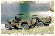 Image result for Jeeps photograph in New Zealand