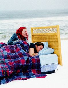 Dormir en la orilla del mar, ¿por qué no?