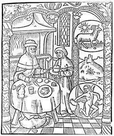 The Shepherd's Great Calendar, 15th century