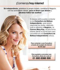 Quieres ser consultora de Mary Kay empieza ahora mismo tambien en Medellin