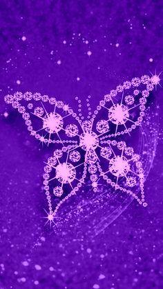 Butterfly Wallpaper Iphone, Iphone Wallpaper, Beautiful Butterflies, Bling, Wallpapers, Diamond, Jewel, Wallpaper, Diamonds