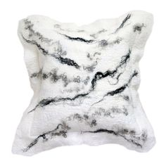 Burnt Bush cushion cover