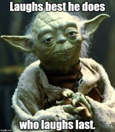 Check out these memes about overdue library books that will make you laugh out loud. We've also included three library display inspiration to help you sk for library books to be returned. Yoda Meme, Yoda Funny, Funny Jokes, Hilarious, Funny Shit, Funny Stuff, Yoda Quotes Funny, Sarcasm Quotes, Star Wars Film