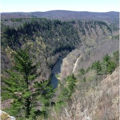 Wellsboro, PA. this is the PA grand canyon! love it here!