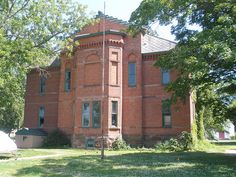 Old Ontonagon County Courthouse-- Ontonagon, Michigan Local Attractions, Michigan, Mansions, House Styles, Book, Beautiful, Manor Houses, Villas, Mansion