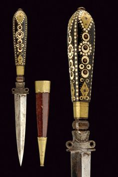 A dagger : provenance: Italy dating: mid-19th Century