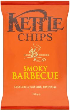 Kettle Chips smoky barbecue