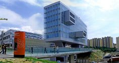 Split University Library, Croatia.