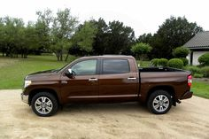 Tundra 1794 CrewMax 4x4 with 5.7L V8
