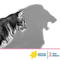 """Courage is like a muscle. We strengthen it by use."" - Ruth Gordon. www.pinkribbon.com.au"