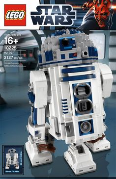 LEGO Outs Ultimate Collector Series R2-D2 ((Nerdgasm Sounds))
