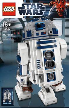 Official LEGO R2-D2 Collectors Edition