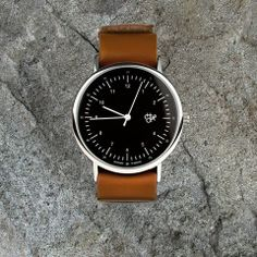 Harold (Black Face/Brown Genuine Leather) | Cheapo SGD65