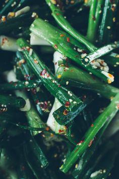 Scallion Kimchee | Not Without Salt